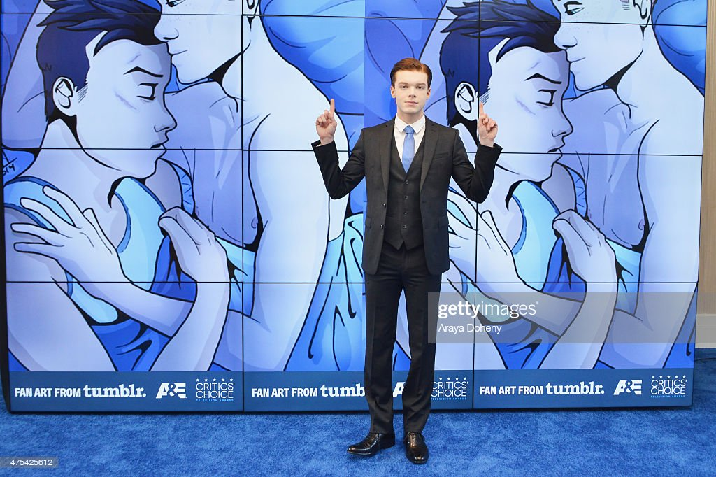 2015 Critics' Choice TV Awards: Tumblr Fan Art Red Carpet