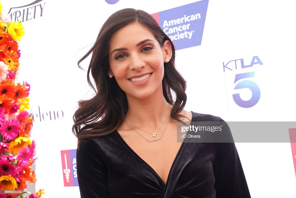 American Cancer Society's California Spirit 33 Gourmet Garden Party - Arrivals