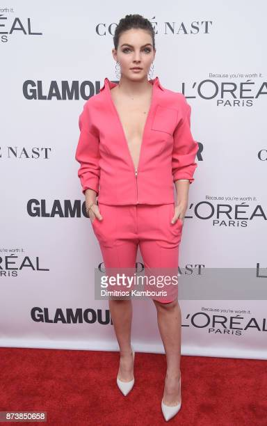 Actor Camren Bicondova attends Glamour's 2017 Women of The Year Awards at Kings Theatre on November 13 2017 in Brooklyn New York