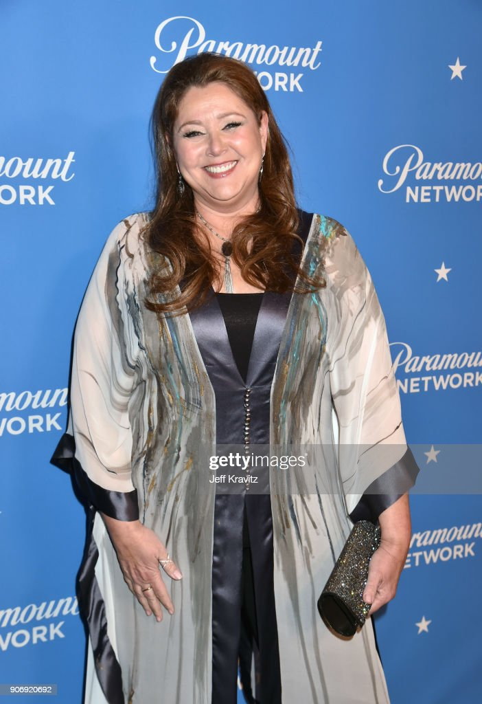 Actor Camryn Manheim attends Paramount Network Launch Party at Sunset Tower on January 18, 2018 in Los Angeles, California.