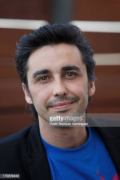 Actor Canco Rodriguez attends 'Hoy No Me Puedo Levantar' presentation at Torre Madrid on June 11 2013 in Madrid Spain