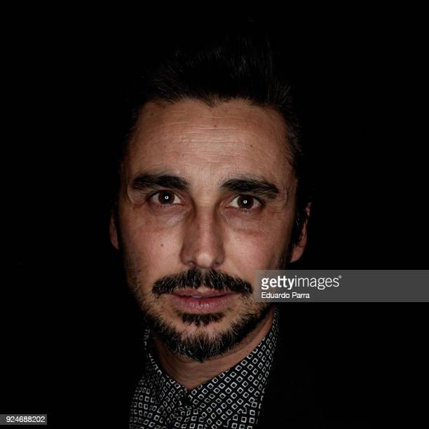 Actor Canco Rodriguez attends the 'Fotogramas de Plata' awards at Joy Slava disco on February 26 2018 in Madrid Spain