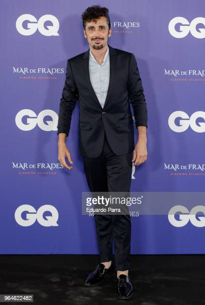 Actor Canco Rodriguez attends the 'GQ Inconquistables' awards photocall at COAM on May 31 2018 in Madrid Spain