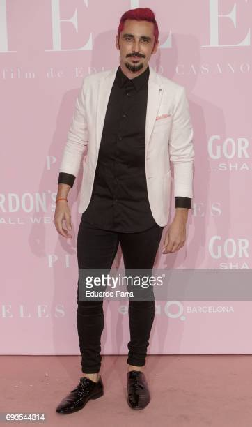 Actor Canco Rodriguez attends the 'Pieles' premiere at Capitol cinema on June 7 2017 in Madrid Spain