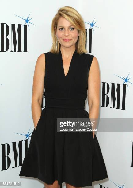 Actor Candace CameronBure attends the 2017 BMI Film TV And Visual Media Awards at the Beverly Wilshire Four Seasons Hotel on May 10 2017 in Beverly...
