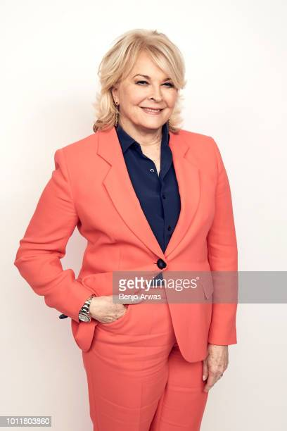 Actor Candice Bergen of CBS's 'Murphy Brown' poses for a portrait during the 2018 Summer Television Critics Association Press Tour at The Beverly...
