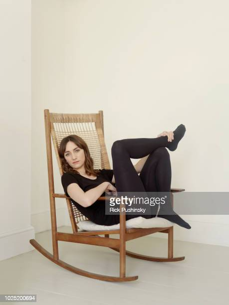 Actor Cara Horgan is photographed on May 2 2018 in London England