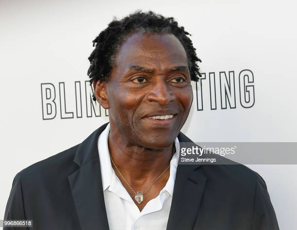 Actor Carl Lumbly attends the Premiere of Summit Entertainment's 'Blindspotting' at The Grand Lake Theater on July 11 2018 in Oakland California