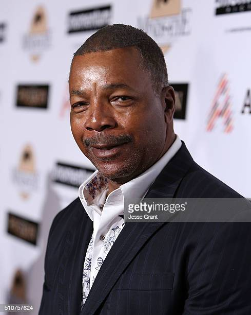 Actor Carl Weathers attends the Momentum Pictures' screening of 'Forsaken' at the Autry Museum of the American West on February 16 2016 in Los...