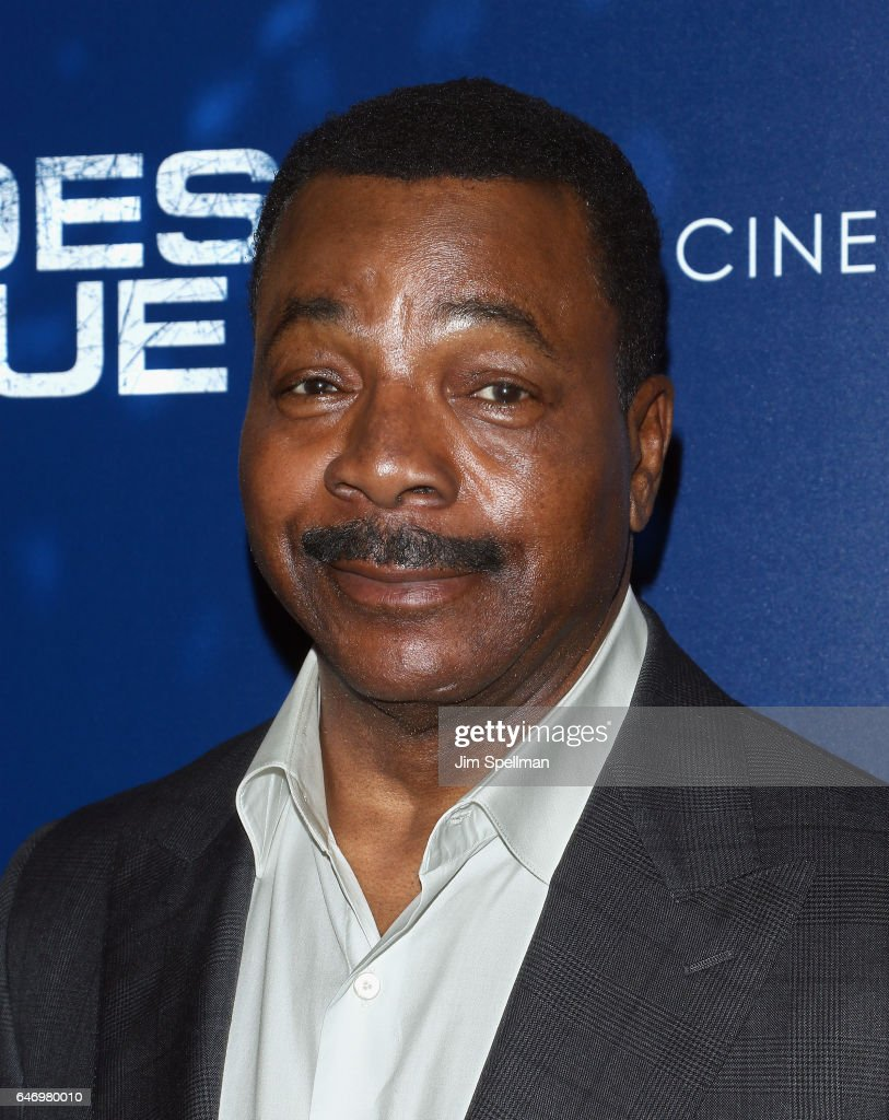 Actor Carl Weathers attends the season 2 premiere of 'Shades Of Blue' hosted by NBC and The Cinema Society at The Roxy on March 1, 2017 in New York City.