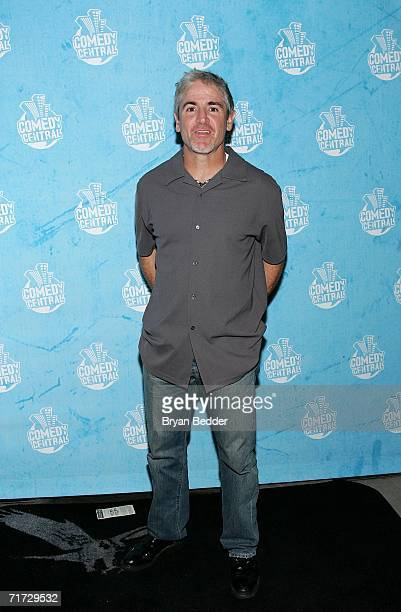 Actor Carlos Alazraqui arrives at the Comedy Central Emmy Party held at the Falcon on August 27, 2006 in Hollywood, California.