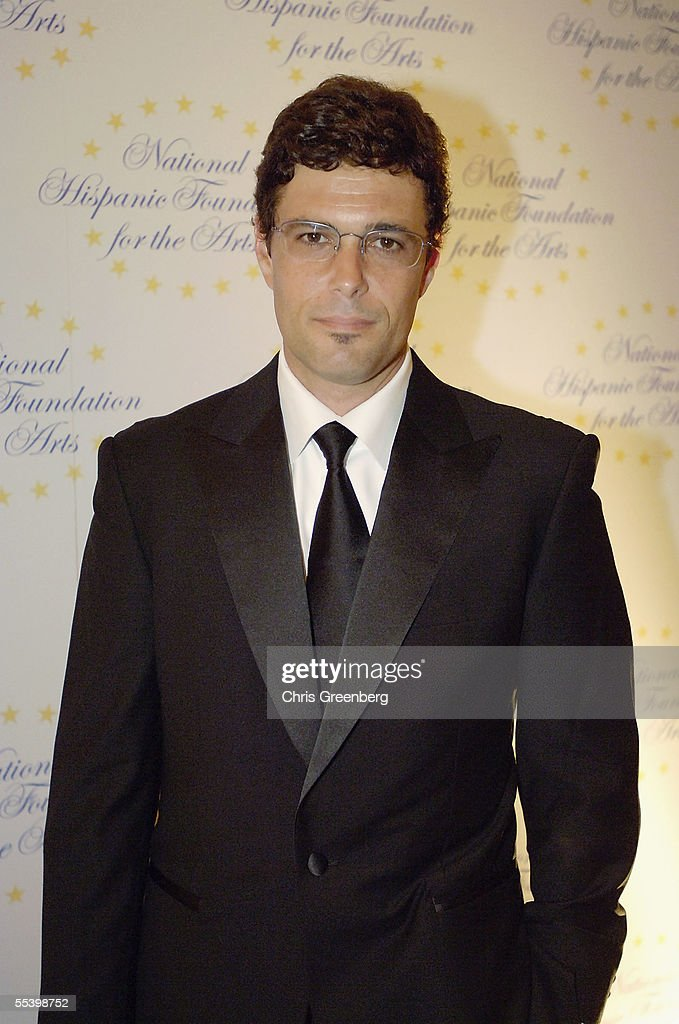 Actor Carlos Bernard arrives at the National Hispanic Foundation For The Arts Annual 'Noche de Gala' at the Mayflower Hotel, September 13, 2005 in Washington, DC.