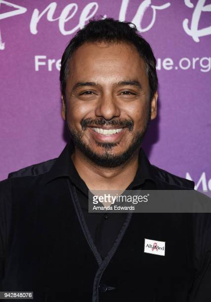 Actor Carlos Moreno Jr attends the premiere of the AltaMed 'Free To Be' sexual health campaign at the Target Terrace Lounge on April 6 2018 in Los...