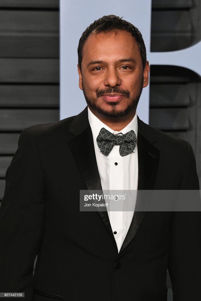 Actor Carlos Morino Jr. attends the 2018 Vanity Fair Oscar Party hosted by Radhika Jones at Wallis Annenberg Center for the Performing Arts on March 4, 2018 in Beverly Hills, California.