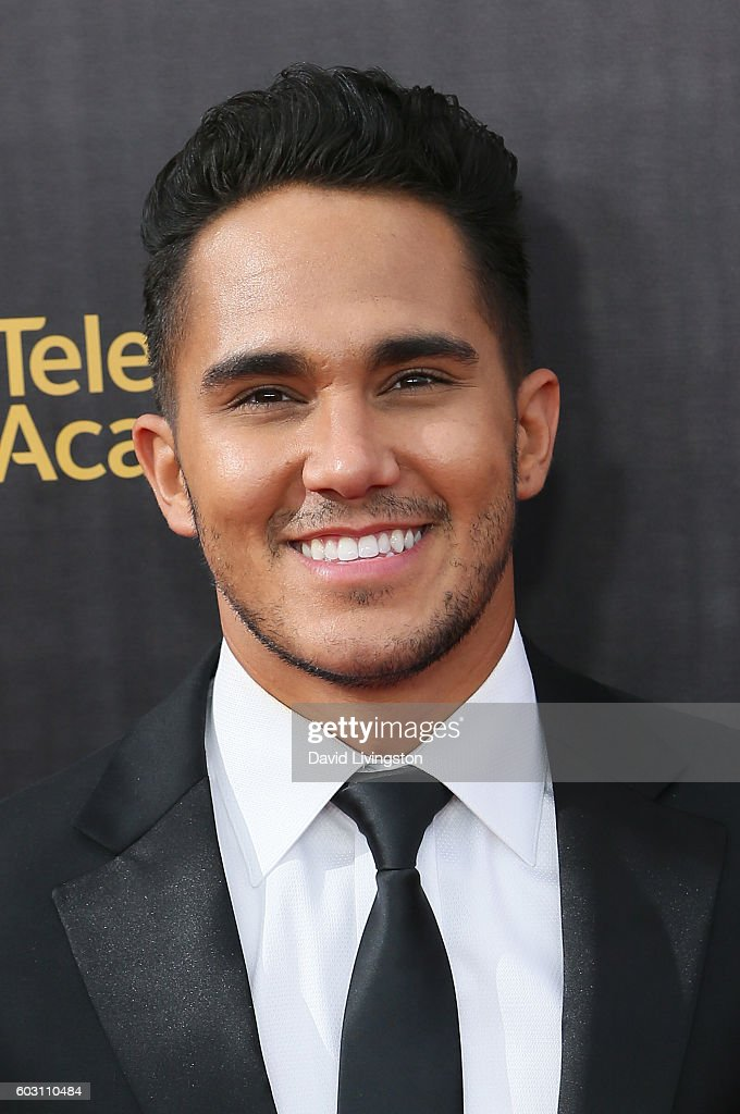 2016 Creative Arts Emmy Awards - Day 2 - Arrivals : News Photo