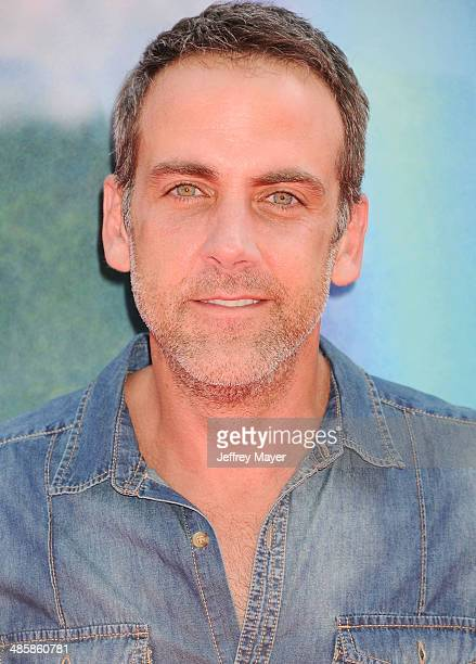 Actor Carlos Ponce attends the premiere of DisneyToon Studios' 'The Pirate Fairy' at Walt Disney Studios on March 22 2014 in Burbank California