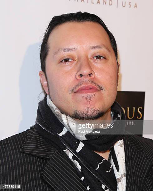 Actor Carlos Ramirez attends the premiere PERNICIOUS at Arena Cinema Hollywood on June 19 2015 in Hollywood California