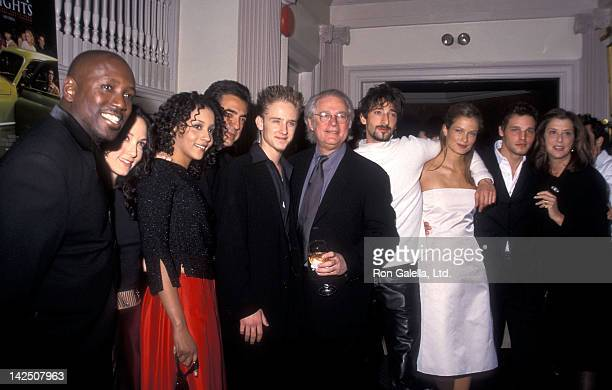 Actor Carlton J Smith actress Bebe Neuwirth actress Rebekah Johnson actor Joe Mantegna actor Ben Foster director Barry Levinson actor Adrien Brody...