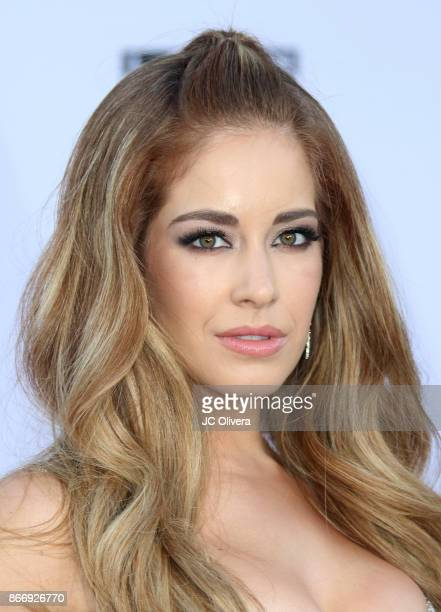 Actor Carmen Aub attends The 2017 Latin American Music Awards at Dolby Theatre on October 26 2017 in Hollywood California