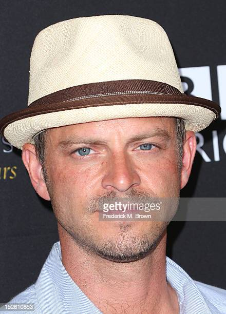 Actor Carmine Giovinazzo attends BAFTA LA TV Tea 2012 Presented By BBC America at The London Hotel Hollywood on September 22 2012 in West Hollywood...