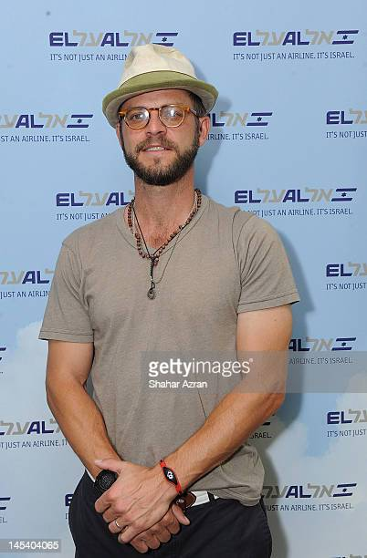 Actor Carmine Giovinazzo seen at JFK Airport on May 28 2012 in New York City