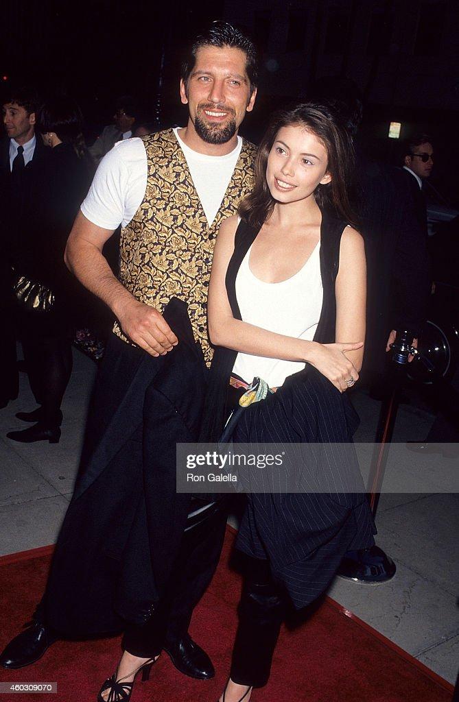 """Indecent Proposal"" Beverly Hills Premiere : News Photo"