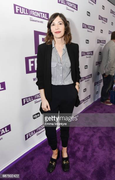 Actor Carrie Brownstein at the Full Frontal with Samantha Bee FYC Event 2017 LA at the Samuel Goldwyn Theater on May 23 2017 in Beverly Hills...