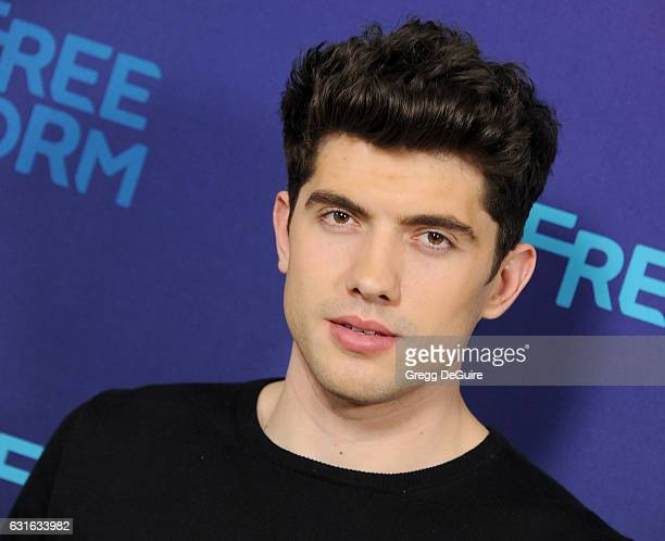 Actor Carter Jenkins arrives at the 2017 Winter TCA Tour Disney/ABC at the Langham Hotel on January 10 2017 in Pasadena California