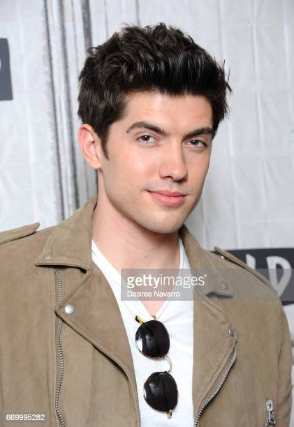 Actor Carter Jenkins attends Build Series the cast of 'Famous In Love' discuss their new series at Build Studio on April 18 2017 in New York City