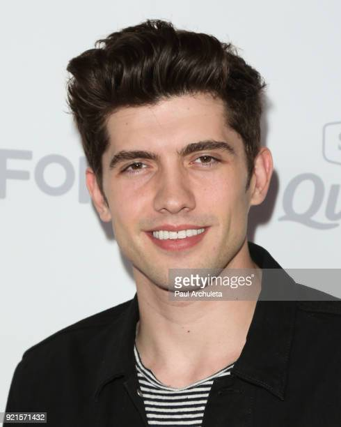 Actor Carter Jenkins attends OK Magazine's Summer kickoff party at The W Hollywood on May 17 2017 in Hollywood California