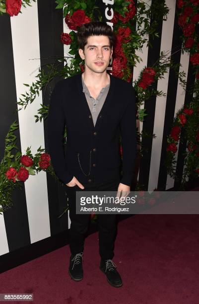 Actor Carter Jenkins attends the Land of distraction Launch event at Chateau Marmont on November 30 2017 in Los Angeles California