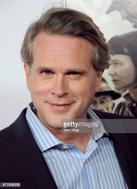 Actor Cary Elwes attends AFI FEST 2017 Presented by Audi Opening Night Gala Screening Of Netflix's 'Mudbound' at TCL Chinese Theatre on November 9...