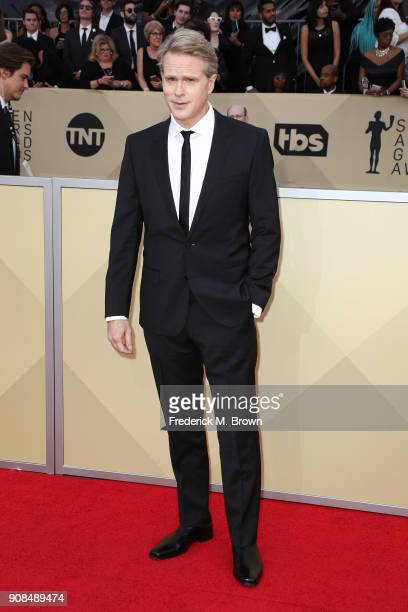 Actor Cary Elwes attends the 24th Annual Screen Actors Guild Awards at The Shrine Auditorium on January 21 2018 in Los Angeles California 27522_017