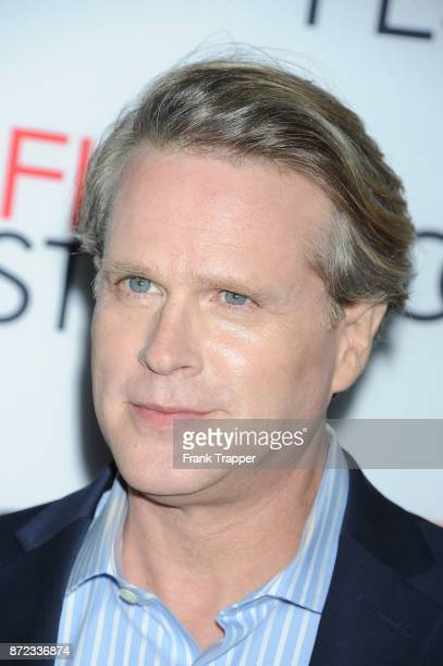 Actor Cary Elwes attends the screening of Netflix's Mudbound at the Opening Night Gala of AFI FEST 2017 Presented By Audi at TCL Chinese Theatre on...