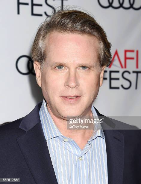 Actor Cary Elwes attends the screening of Netflix's 'Mudbound' at the Opening Night Gala of AFI FEST 2017 presented by Audi at TCL Chinese Theatre on...