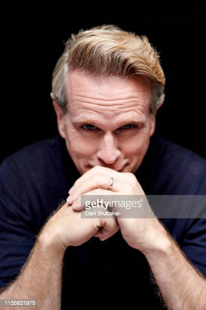 Actor Cary Elwes is photographed at Netflix's Junket for 'Stranger Things' Season 3 at The London Hotel on June 27 2019 in West Hollywood California