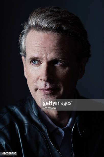 Actor Cary Elwes of 'Being Charlie' poses for a portrait at the 2015 Toronto Film Festival at the TIFF Bell Lightbox on September 15 2015 in Toronto...