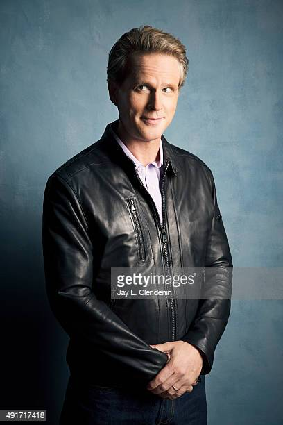 Actor Cary Elwes of the film Being Charlie is photographed for Los Angeles Times on September 25 2015 in Toronto Ontario PUBLISHED IMAGE CREDIT MUST...
