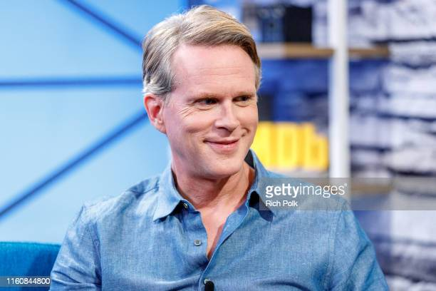 Actor Cary Elwes visits 'The IMDb Show' on June 12 2019 in Studio City California This episode of 'The IMDb Show' airs on July 11 2019