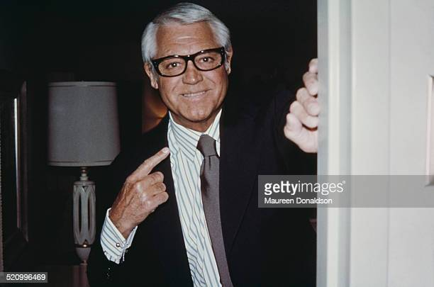 Actor Cary Grant 1978