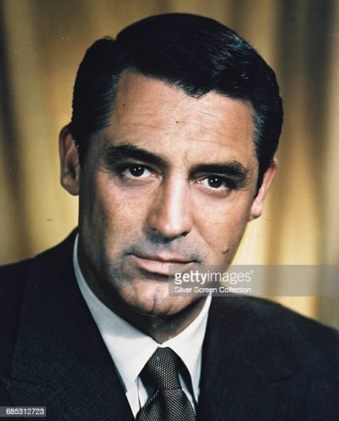 Actor Cary Grant circa 1945