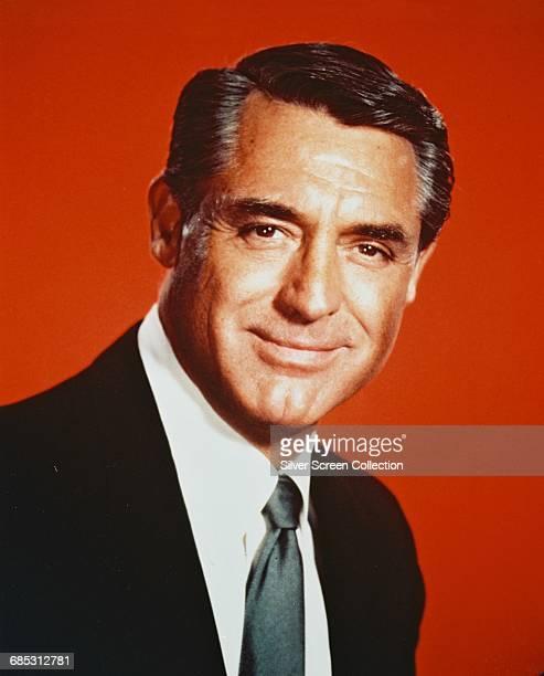 Actor Cary Grant , circa 1955.