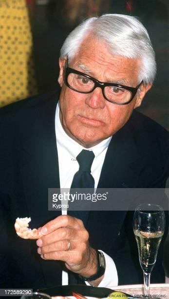 Actor Cary Grant circa 1985