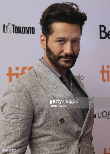 Actor Cas Anvar attends Fox Searchlight's 'The Birth of a Nation' special presentation during the 2016 Toronto International Film Festival at Winter...