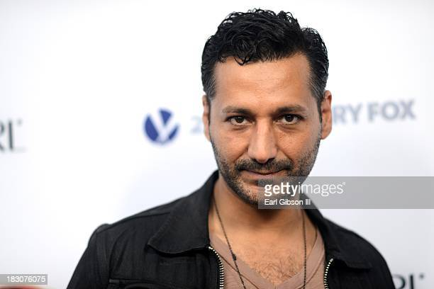 """Actor Cas Anvar attends the Latina Magazine """"Hollywood Hot List"""" Party at The Redbury Hotel on October 3, 2013 in Hollywood, California."""