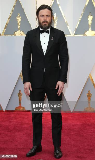 Actor Casey Affleck arrives at the 89th Annual Academy Awards at Hollywood Highland Center on February 26 2017 in Hollywood California
