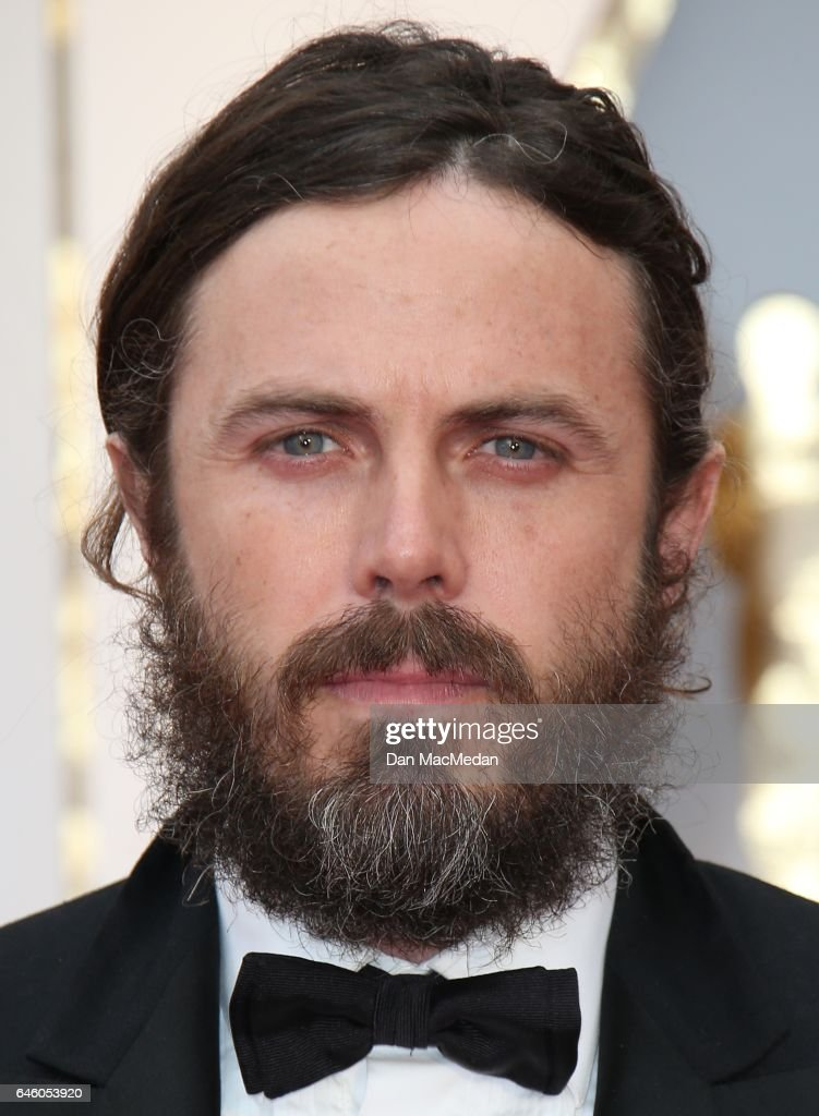 Actor Casey Affleck arrives at the 89th Annual Academy Awards at Hollywood & Highland Center on February 26, 2017 in Hollywood, California.