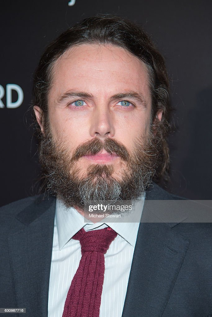 Actor Casey Affleck attends the 2016 National Board of Review Gala at Cipriani 42nd Street on January 4, 2017 in New York City.