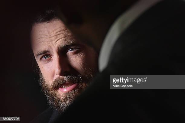 Actor Casey Affleck attends The 2016 New York Film Critics Circle Awards on January 3 2017 in New York City