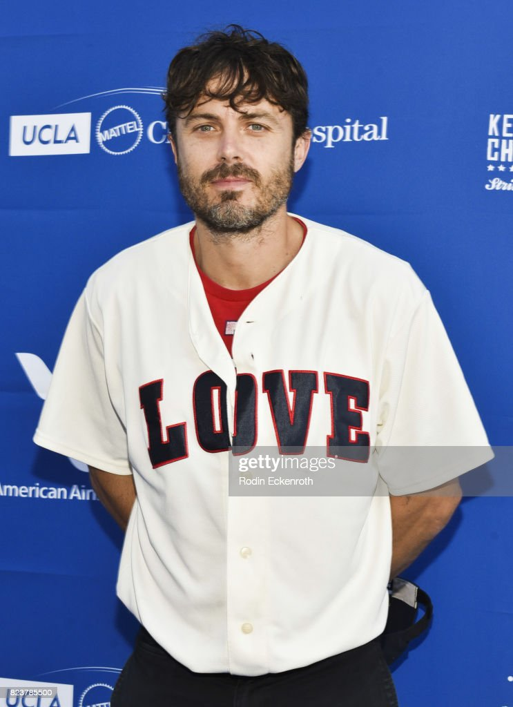 Actor Casey Affleck attends the 5th Annual Ping Pong 4 Purpose on July 27, 2017 in Los Angeles, California.